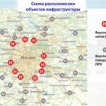 Вертолетная инфраструктура окружает Москву